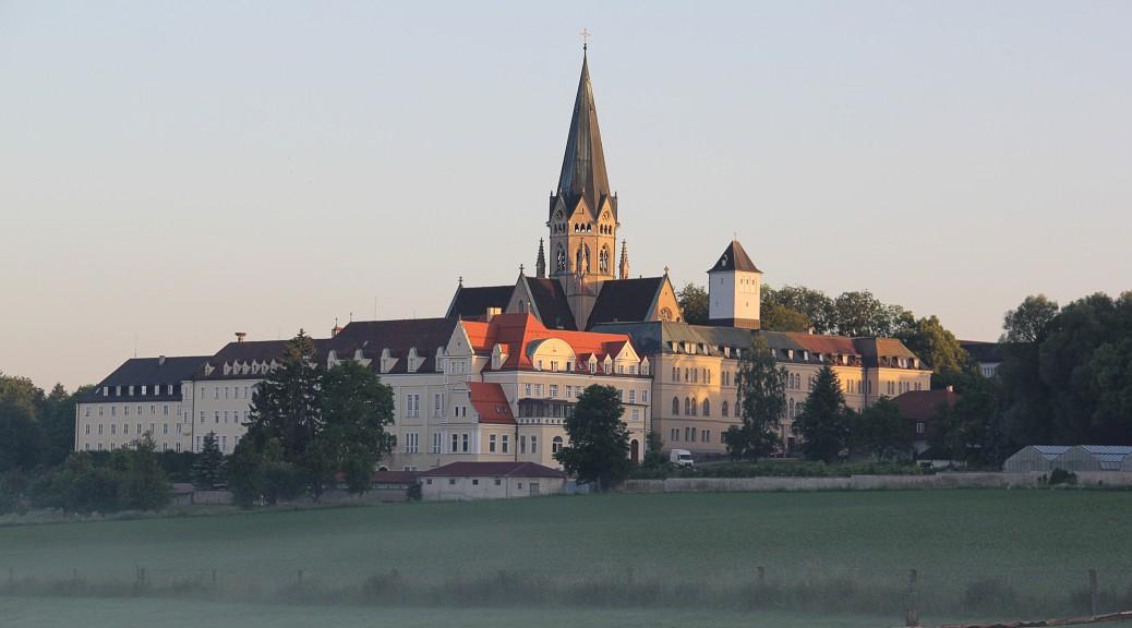 das Kloster Sankt Ottilien
